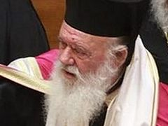 Archbishop Ieronymos: 'Our Houses Are Burning and We are Singing