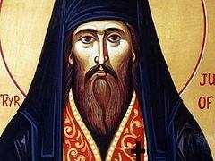 Martyr Juvenal of Alaska