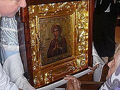 She Who Gusheth Forth Myrrh, Who Healeth Hearts