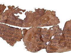 25 New 'Dead Sea Scrolls' Revealed