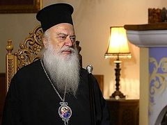 Metropolitan of Veroia: Law allowing abortion is destroying mankind