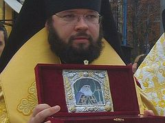 Bulgarian Orthodox Church receives relics of Saint Luke of Crimea