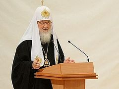 No Church ministry should be used for personal purposes, says Patriarch Kirill