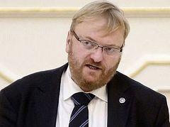 Виталий Милонов предлагает приравнять аборты к убийству