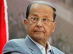 Christian politician Michel Aoun elected Lebanon's new president