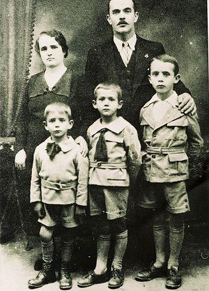 Elder Ephraim's family