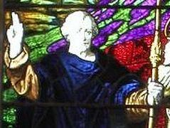 Venerable Cadfan of Bardsey in Wales
