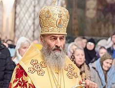 Metropolitan Onufry calls on Ukrainian president to stand up for rights of believers