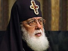 Ilia II thanks Patriarch Kirill for recognizing Abkhazia as territory of Georgian Church
