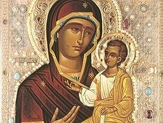 The Montreal Iveron Myrrh-Streaming Icon of the Mother of God