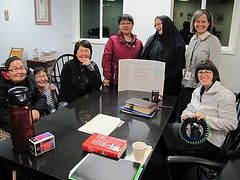 Women's Empowerment in Alaska: Bible Studies at The St. Herman Theological Seminary