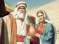 Авраам и Сарра: духовно живые