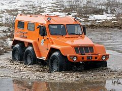 All-terrain vehicle donated for mission work in Russian tundra