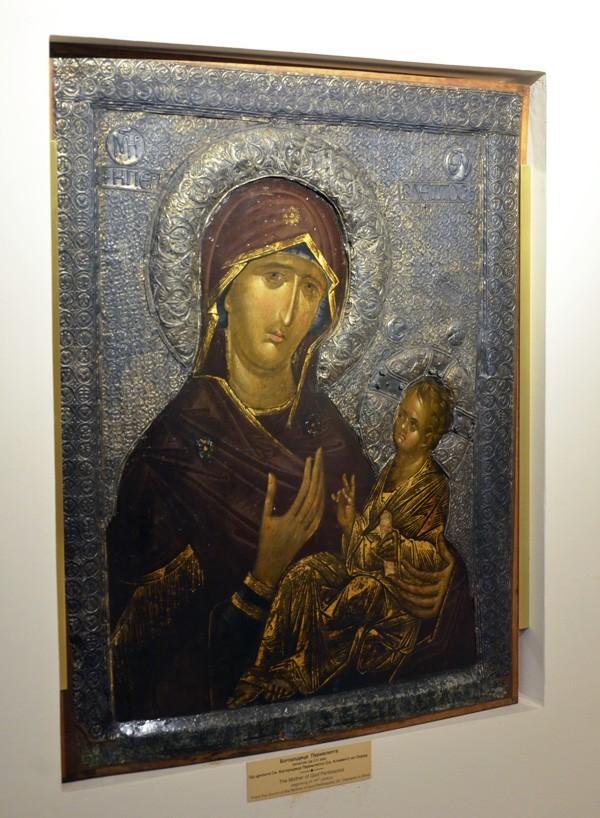 Богородица Перивлепта