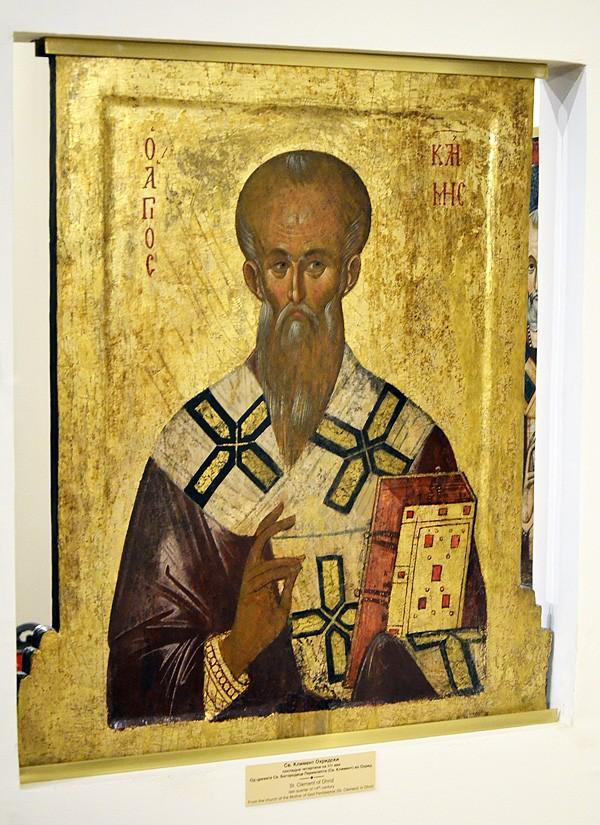 Св.Климент Охридский