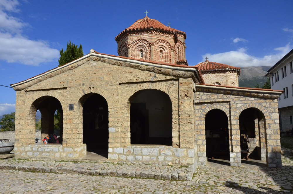 Монастырь Св. Наума Охридского