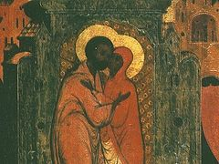 The Conception by Righteous Anna of the Most Holy Mother of God