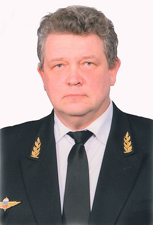 Полковник армейской авиации Владимир Алексеевич Господ