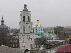 The Home of St. Herman—Kadom of Ryazan