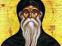 Venerable Theodosius the Great, the Cenobiarch. Commemorated on January 11/24