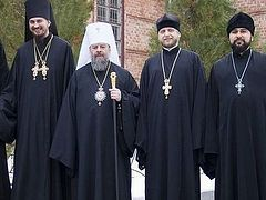 Donbass Priests between Heaven and the Abyss