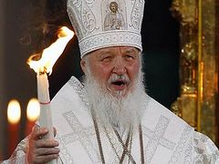 Holy Fire to come to Russia at Pascha