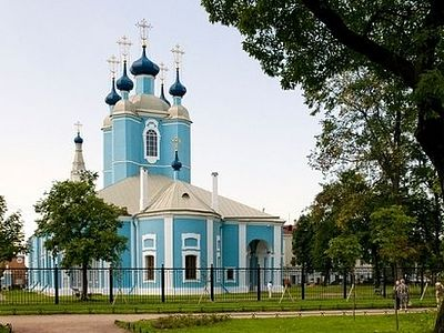 Сампсониевский собор возвращен Русской Православной Церкви