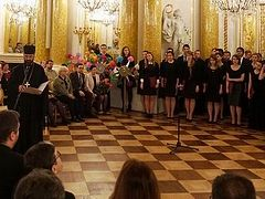 Polish Orthodox Church holds benefit concert for Syrian children