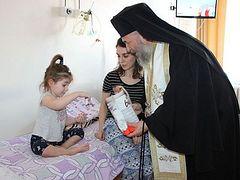 Humanitarian aid in the Romanian Orthodox Church