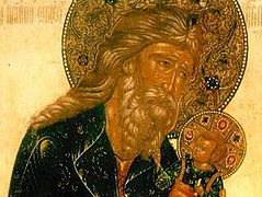 Holy, Righteous Simeon the God-Receiver