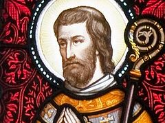 Holy Hierarch Aidan (Moedoc), Bishop of Ferns