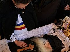 Elder Proclu of Romania reposes in the Lord (+ VIDEO)