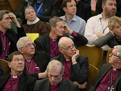 Bishops of Church of England say marriage is only between man and woman, House of Clergy says it's not