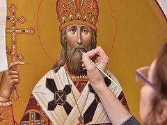 Иконы для храма Новомучеников