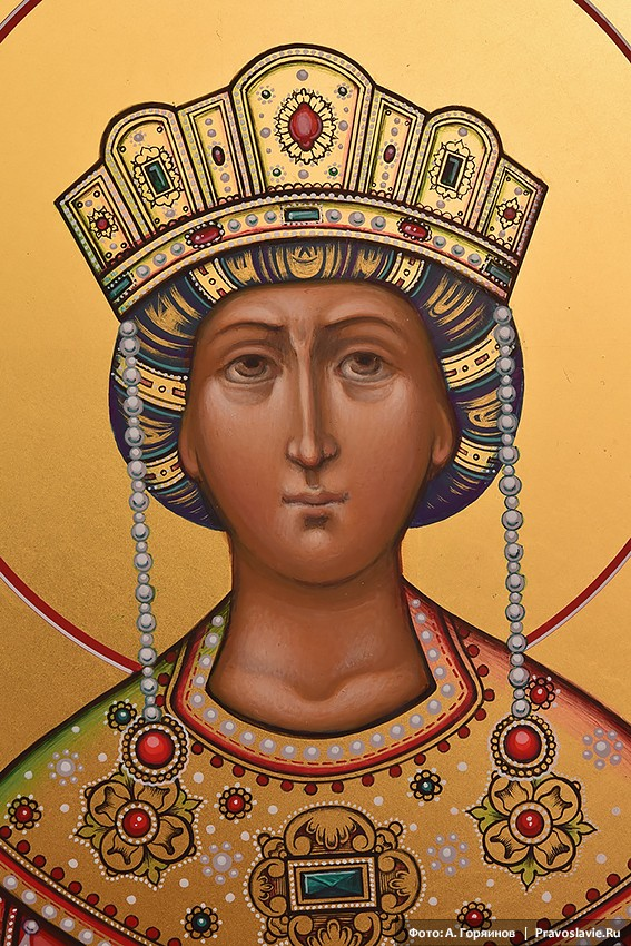Равноапостольная царица Елена