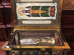 Relics of St. Tikhon to visit U.S. parishes for centenary of Russian revolution