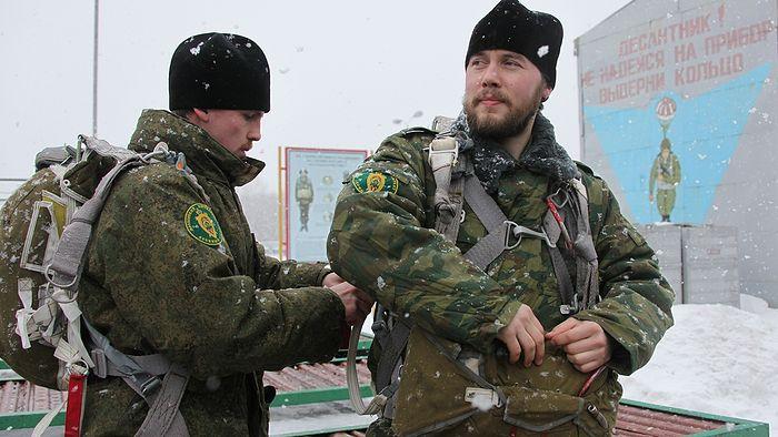 Руски војни свештеници: Ако је у нама силан Дух Божји, онда смо непобједиви