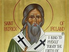 St. Patrick of Ireland and other Western saints officially added to Russian Orthodox Church calendar