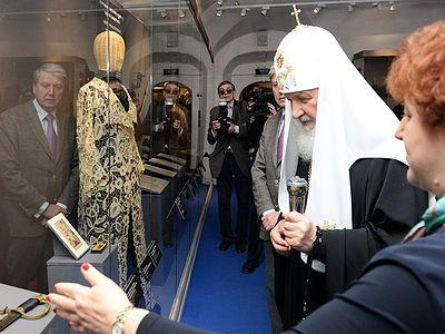 Священник Александр Волков: «Святейший Патриарх Кирилл выступает за сотрудничество Церкви с музейным сообществом»