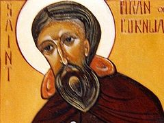 Saints Piran and Constantine of Cornwall