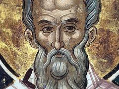 How St. Gregory the Dialogist Stopped a Laughing Woman