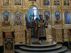 First Russian church on Cyprus opened (+ VIDEO)