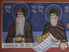 Elder Tikhon, spiritual father of St. Paisios the Athonite, proposed for canonization