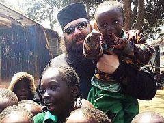 Монах Силуан (Браун): «Мы едины во Христе!»