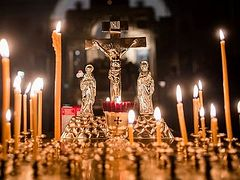 St. Petersburg Diocese will pray for metro victims for forty days
