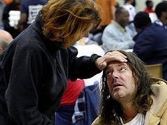 Aiding the needy a powerful experience