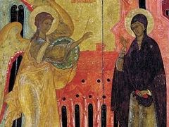On Obedience. The Annunciation