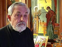 The Irish soldier who became an Orthodox priest