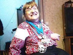 """Xenia Ryabova. A Modern """"Story of a Real Human Being"""""""