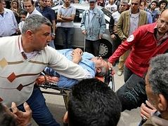 Palm Sunday ISIS attacks kill at least 49 in Egypt